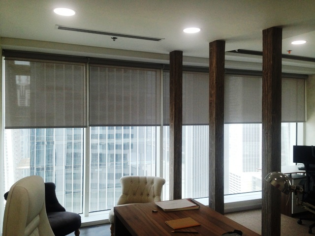 roller blinds in dubai, blins in dubai