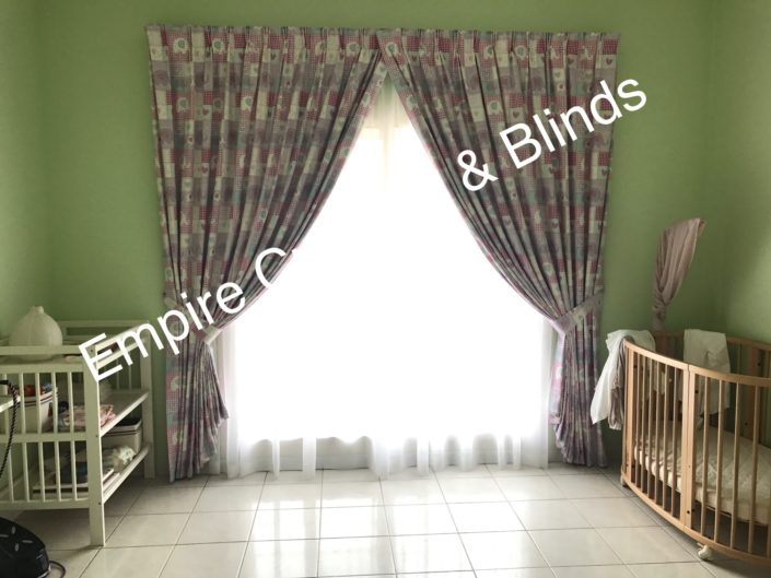 curtains for kids in dubai