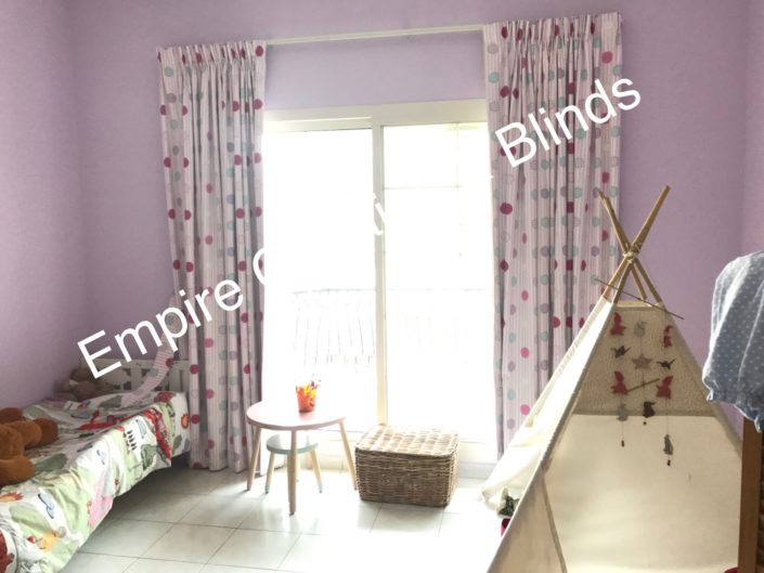 kids curtains dubai